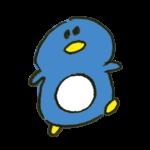 【ペンギン歩き】で冬を乗り越え☆